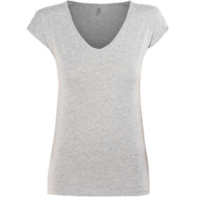 Haglöfs Camp Tee Women Grey Melange
